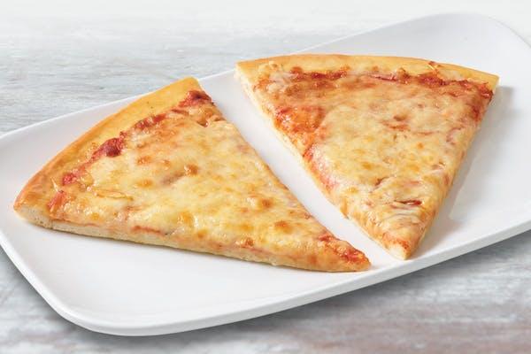 Cheese Pizza, Double Slice