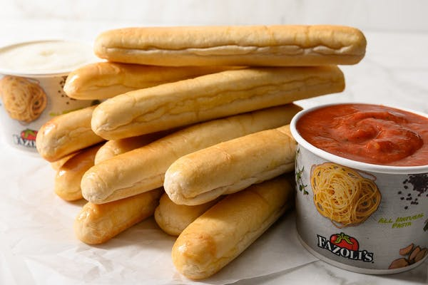 Dozen Breadsticks w/ Large Dipping Sauce