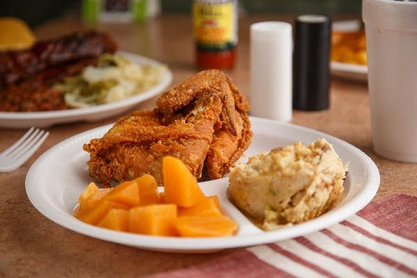 Tuesday Fried Chicken