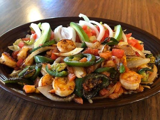 Camarones Mexicanos (Spicy)