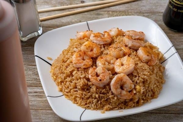 Shrimp Yakimesi