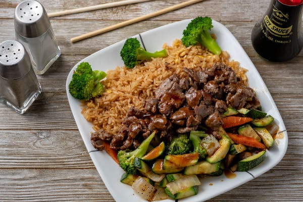 Steak Hibachi Dinner