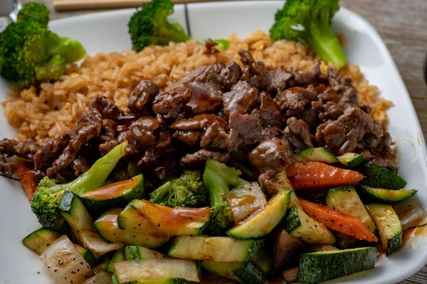 Steak Hibachi Lunch