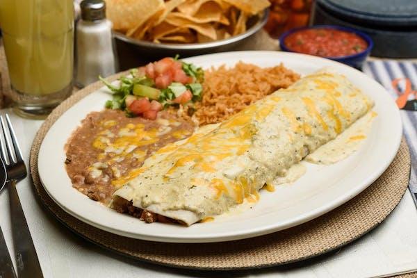 Heaven Burrito