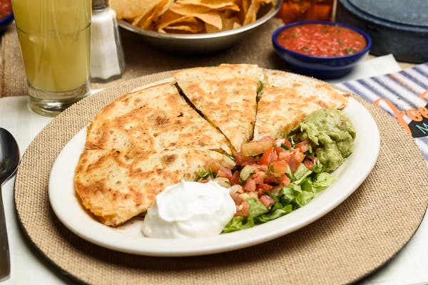 Crispy Quesadillas