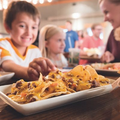 Kid's Big Nachos