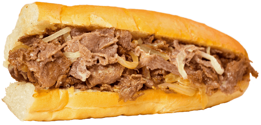 #8 Philly Cheesesteak