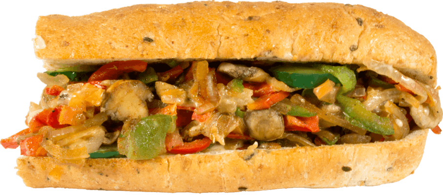 Veggie Philly