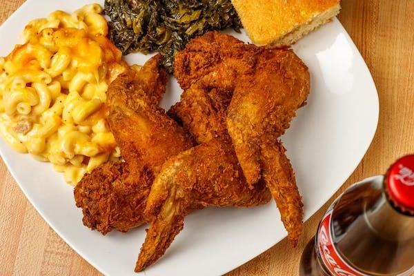 Fried Chicken Wings 3