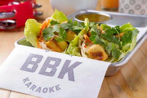 BBK Lettuce Cup Tacos