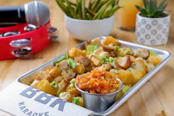 Kimchi Tots
