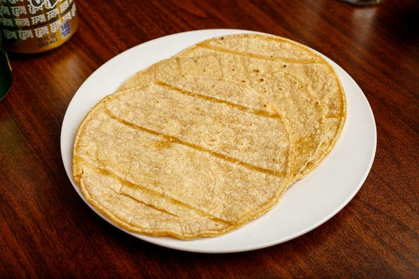 Side Corn Tortillas