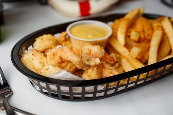Lunch Fried Shrimp Basket
