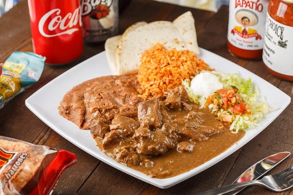 Carne Guisada Special