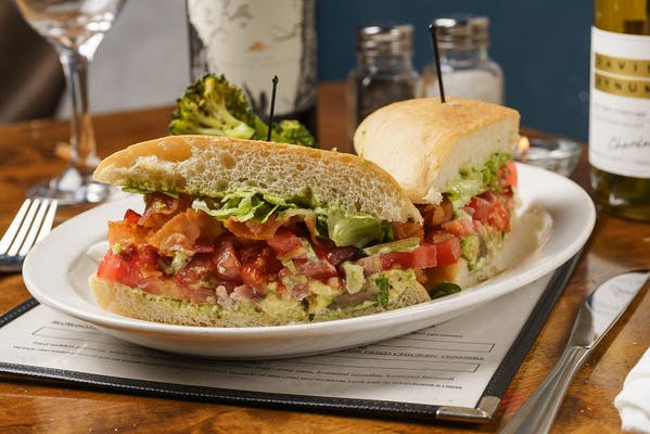 BLT Avocado Sandwich