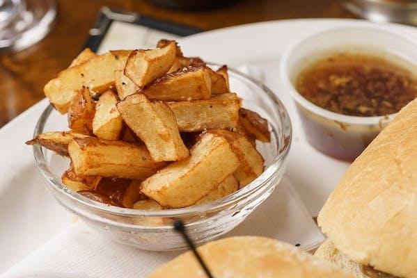 Fried Redskin Potatoes