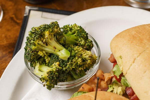 Buttered Broccoli