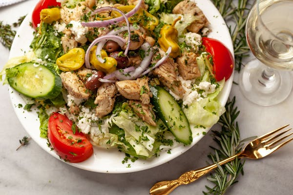 Big Fat Greek Salad