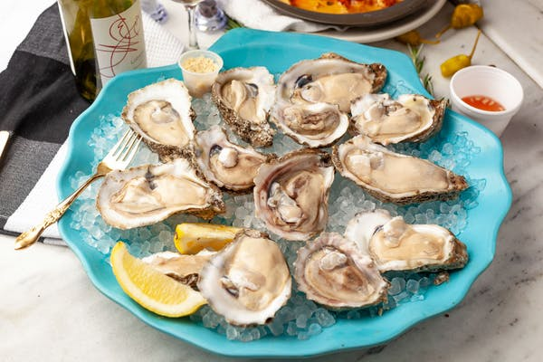 Gulf Oysters