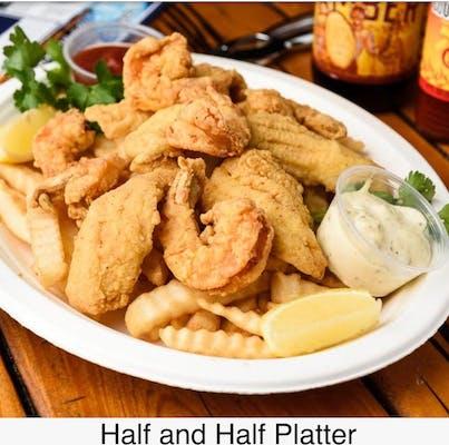Half & Half Platter