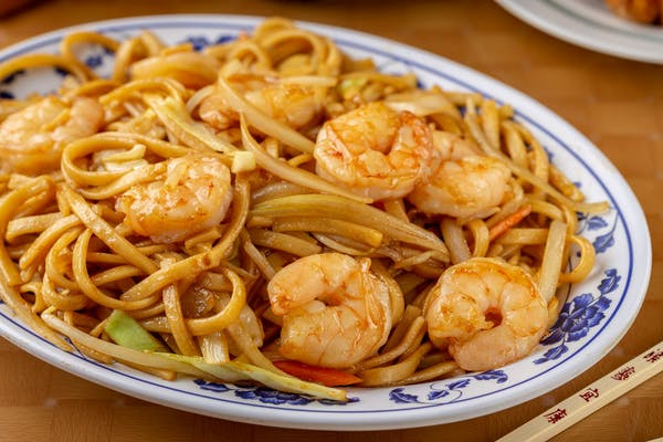 L5. Shrimp Lo Mein