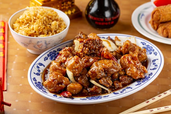 F7. General Tso's Chicken