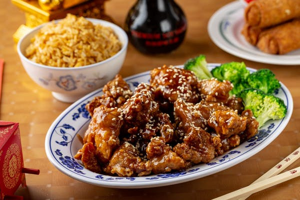 F9. Sesame Chicken