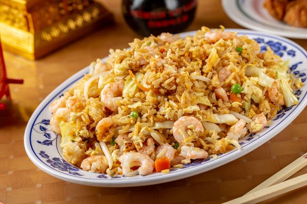 R5. Shrimp Fried Rice