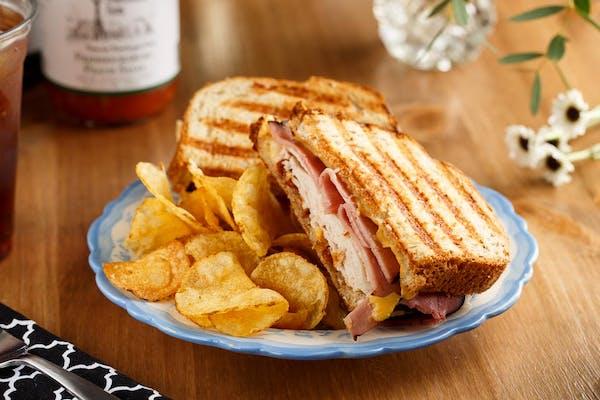 Hot Club Sandwich