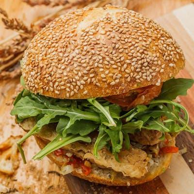 Muffanada Sandwich (Vegan & Organic)