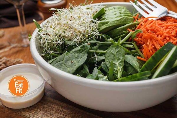 Live Food Salad