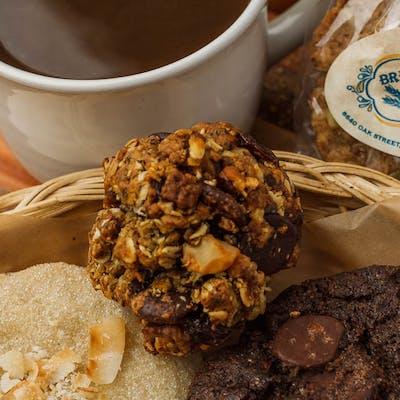 Rumble Cookie (Vegan & Organic)