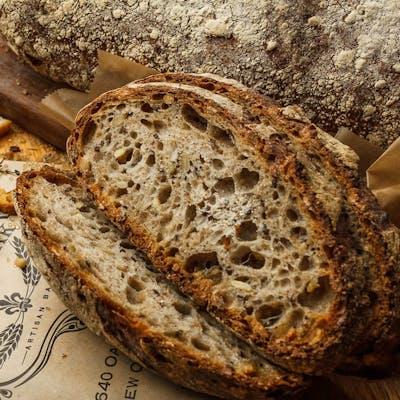 Multigrain Bread (1 kilo half loaf)