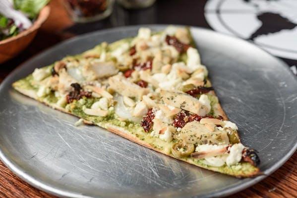 The Mediterranean Pizza