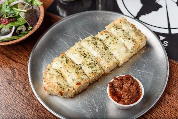 Garlic, Oil & Herbs Bread