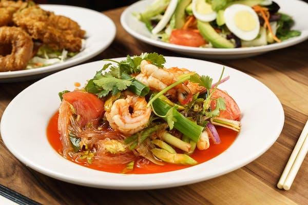 Yum Kung (Shrimp Salad)