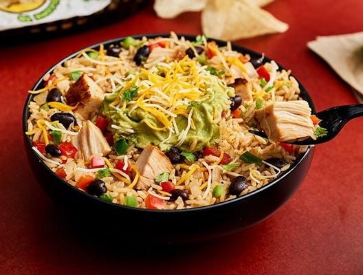 Earmuffs Burrito Bowl