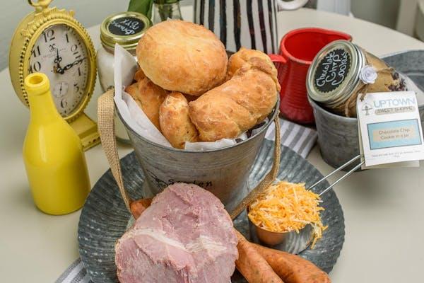 Ham & Cheese Kolache