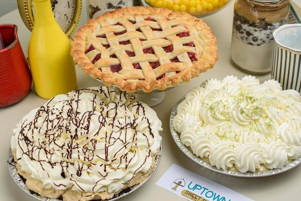 Whole Cream Pie