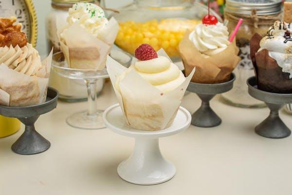 Razzle Dazzle Cupcake