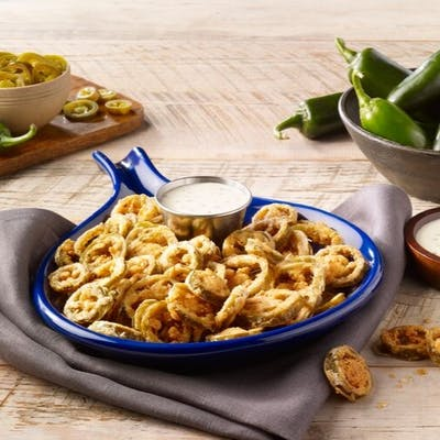 Fried Pickled Jalapeños