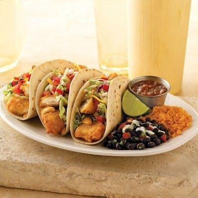 Dos XX Fish Tacos
