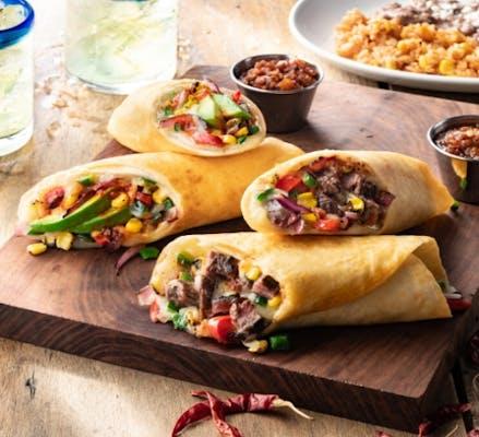 Grilled Enchiladas