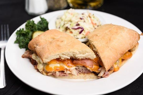 Jack's Stack Sandwich