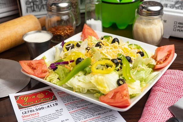 B.Y.O. Salad