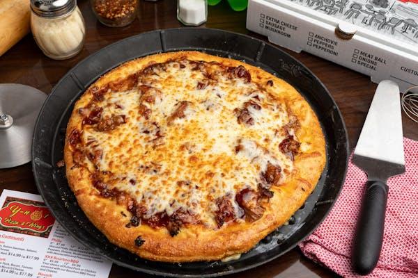 XXX Bourbon BBQ Pizza