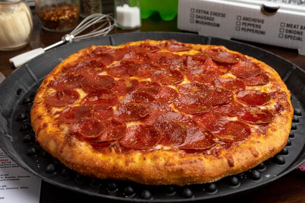 Pepperoni Blast Pizza