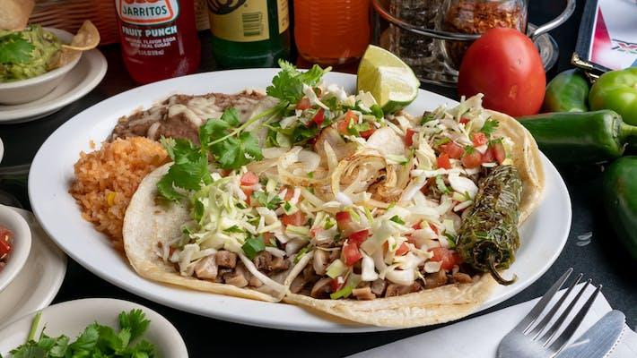 Tacos de Buche