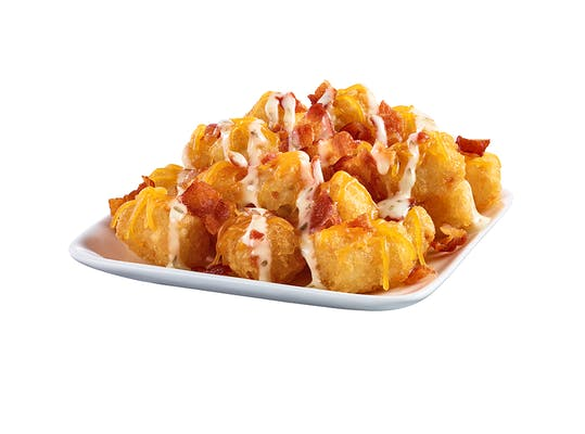 Bacon, Cheddar & Ranch Tots
