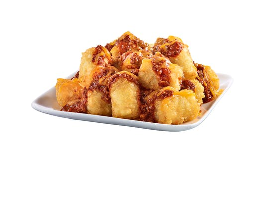 Chili Cheese Party Tots